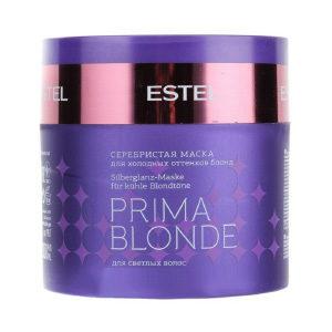 Estel Серебристая маска для холодных оттенков блонд Otium Prima Blonde