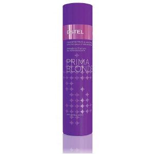 Estel Серебристый шампунь для холодных оттенков блонд Otium Prima Blonde 250 мл.