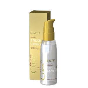 ESTEL / Curex BRILLIANCE, Флюид БЛЕСК-ЭФФЕКТ для всех типов волос