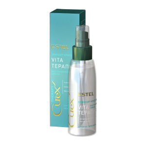 ESTEL / Эликсир красоты для всех типов волос CUREX THERAPY