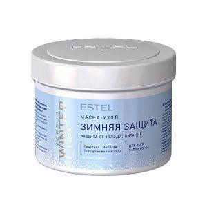 """Estel Professional CUREX Versus Winter Маска-уход для волос """"Защита и питание"""" с антистатическим эффектом"""